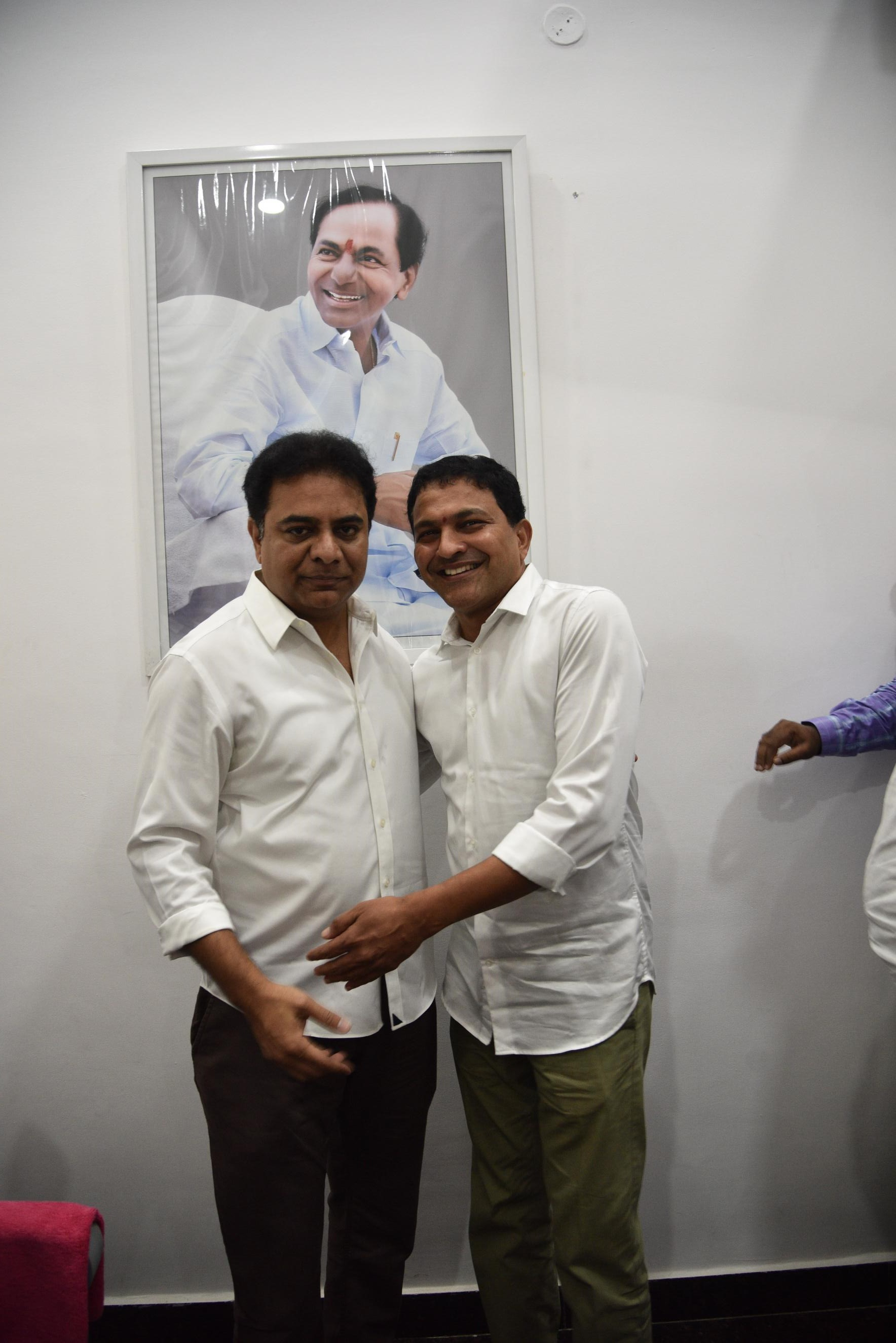 22. New Year Greetings to TRS Working President Sri KTR (24)