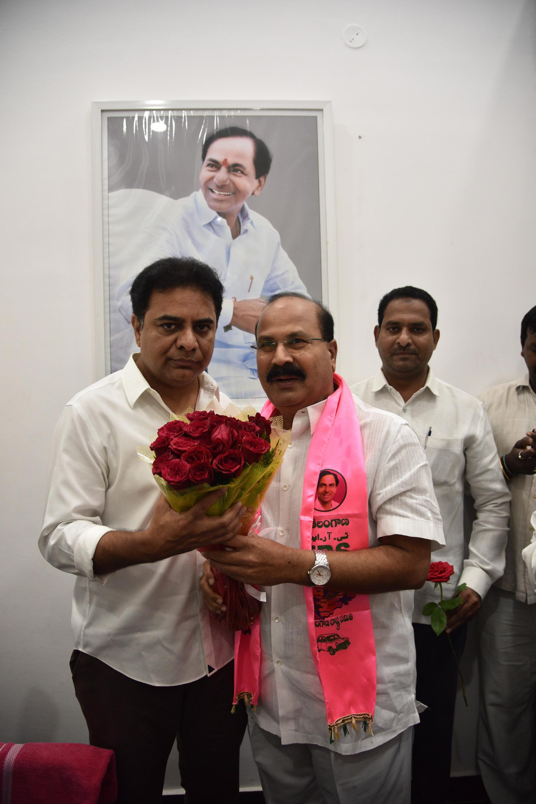 30. New Year Greetings to TRS Working President Sri KTR (27)